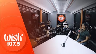 "Moonstar88 performs ""Gigil"" LIVE on Wish 107.5 Bus"