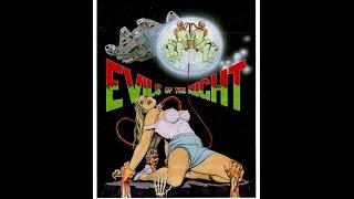 Moodz616 Presents: Random Horror Reviews: Ep.6- Evils of the Night (1985) | Gorgon Video