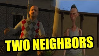 Big Fat Neighbor NEW UPDATE | Hello Neighbor Clone