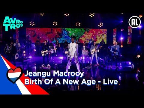 Jeangu Macrooy - Birth Of A New Age | TeamJeangu ESC2021
