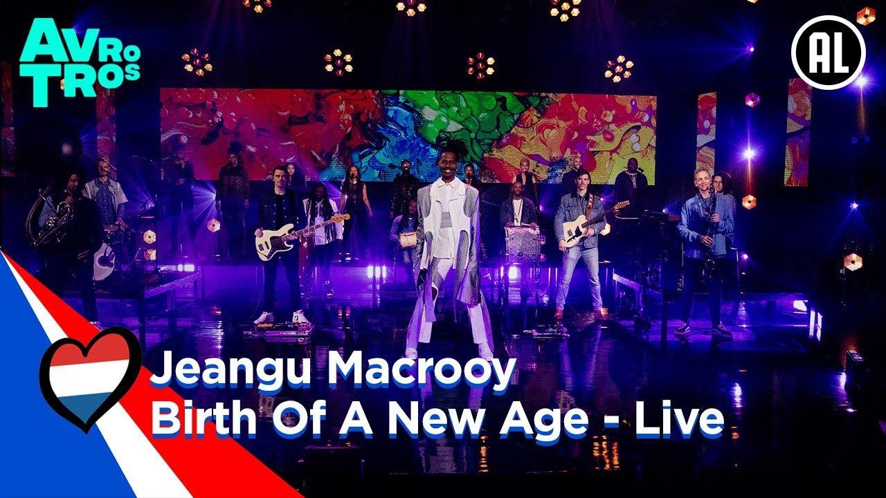 Jeangu Macrooy & ZO! Gospel Choir go Eurovision