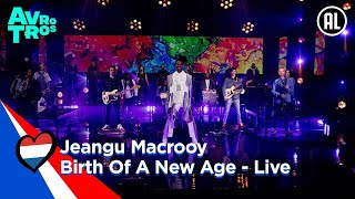 Jeangu Macrooy - Birth Of A New Age | TeamJeangu ESC2021