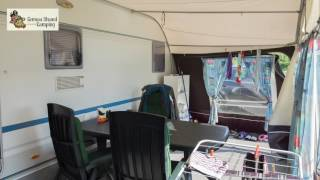 Grenaa Strand Camping - Udlejningsvogn