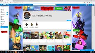 HOW TO ACCEPT A CLAN REQUEST ON ROBLOX