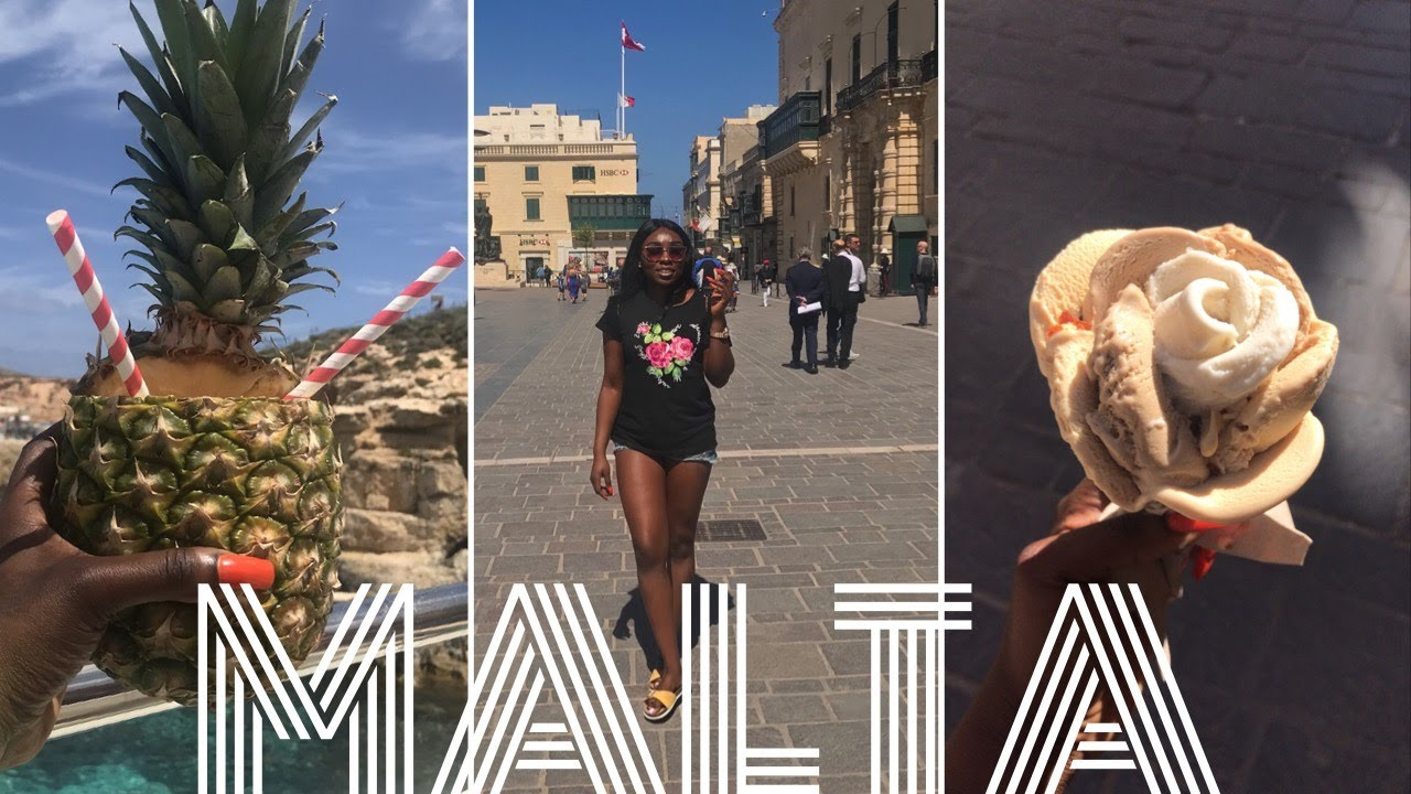 MALTA VLOG 2019 | FIRST SOLO TRIP | Bernie's Life