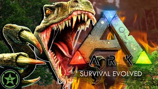 Dinosaurs Are Friend? - ARK: Survival Evolved (Part 2) | Live Gameplay