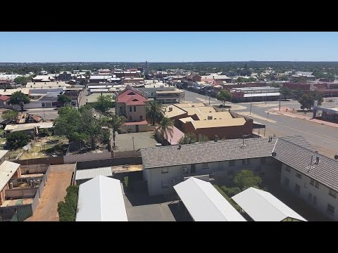On the Road with John. Kalgoorlie S03E05