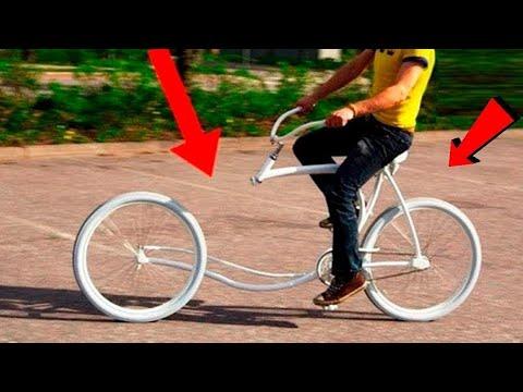 दुनिया के 5 सबसे अनोखे बाइक और आविष्कार | TOP 5 AMAZING BICYCLE INVENTIONS 2021 thumbnail