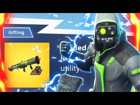 FREE TWITCH PRIME Skins + GIFTING + Guided Missile Returns! (New Fortnite Battle Royale Update) thumbnail