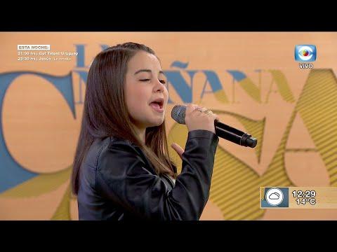 Agustina Espina: Participante de Got Talent