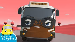 WOW! It's Time For a Race And Cheating Is No Good | Go Buster! | Bus Cartoon for Kids | Funny Videos