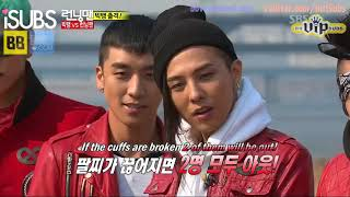EngSub Running Man Ep. 84 BigBang Video