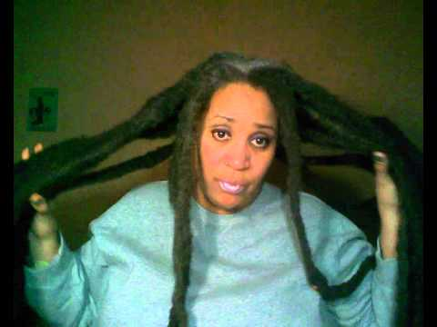 Thick Marley Dreads Freeform Dreads