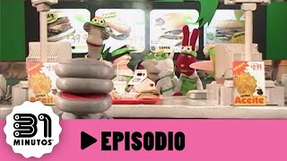 31 minutos - Episodio 3*05 - Mr. Drilo
