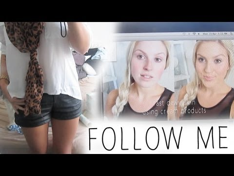 Follow Me! Day In The Life ♡ Shaaanxo