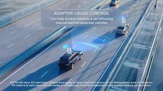 homepage tile video photo for Honda Pilot with Honda Sensing® – Adaptive Cruise Control