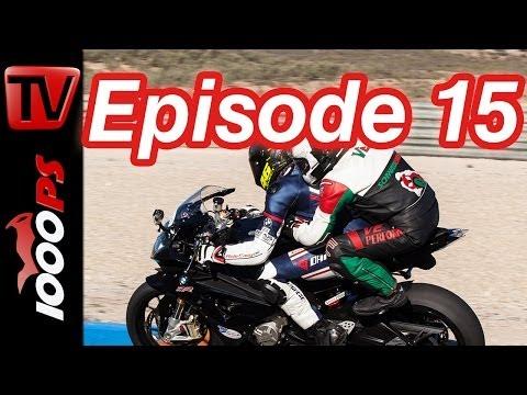1000PS Wochenshow | Aktuelle Motorradnews-Episode 15