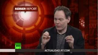Keiser Report en español. ¿'Monsatán' o Monsanto? (E415)