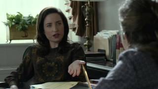 Confirmation: Zoe Lister-Jones as Carolyn Hart (HBO Films)