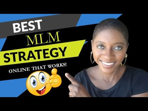 Best Internet Marketing Strategy For Network Marketers | How To Do Network Marketing Online