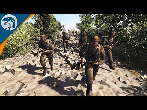 GREATEST BATTLE OF WORLD WAR II | Band of Brothers Mod | Men of War: Assault Squad 2 [MOD] Gameplay