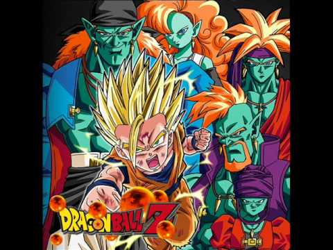 Dbz movie 9 bgm part 1 youtube for Portefeuille dragon ball z