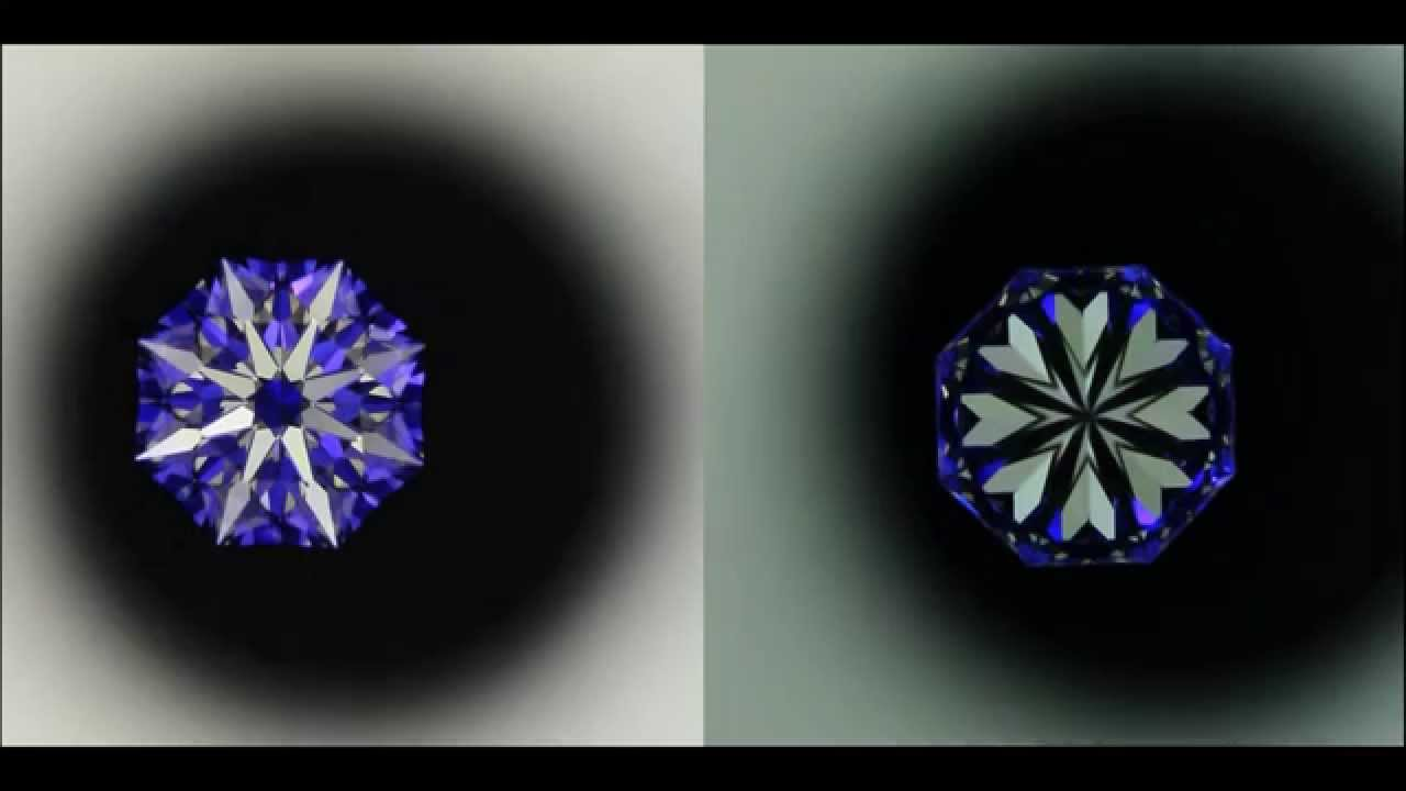 jannpaul diamonds singapore hearts and arrows collection youtube