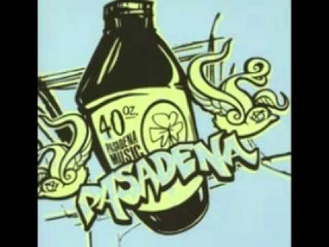 Pasadena - Blame It On The Bottle  (Pasadena Live @ the Whiskey Album)
