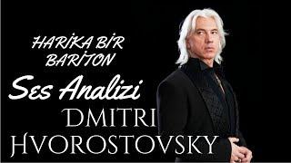 An Amazing Baritone ! Dmitri Hvorostovsky Voice Analysis