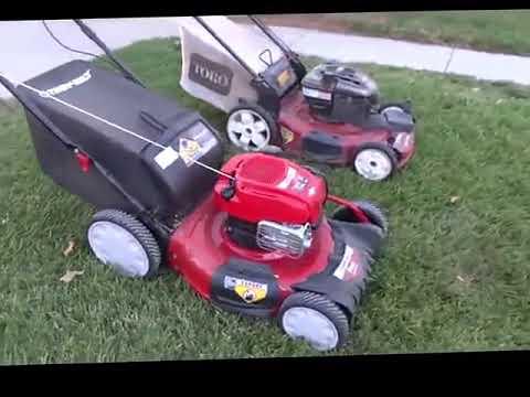 Troy Bilt Tb370 163cc 21 Inch In Step Rwd Self Propelled