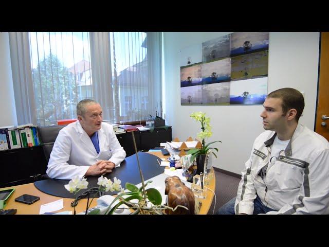 Обзор клиники Марта-Марии и интервью с проф. Фюрстом