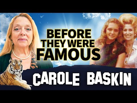Carole Baskin | Before They Were Famous | Tiger King: Murder, Mayhem & Madness