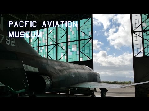 Novawing24 in Hawaii! - NAS Ford Island and the Pacific Aviation Museum
