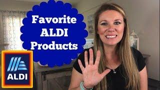 My Top 5 Favorite ALDI Products