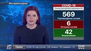 Выпуск новостей 22:00 от 05.04.2020