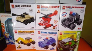 Unboxing Mobil  Lego