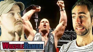 Is the attitude era over-rated?! unpopular wrestling opinions! | wrestleramble