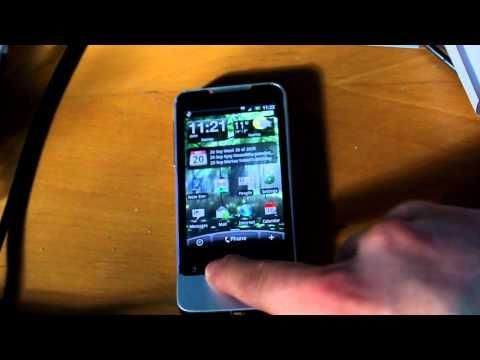 HTC Legend Touch Screen Problem