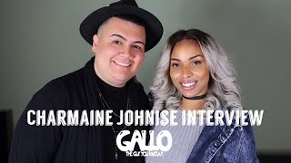 GalloTheGuyYouKnow: Charmaine Johnise Interview from Black Ink Crew: Chicago (Season 4)