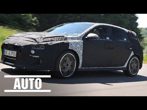 Hyundai i30N Test und Spritztour