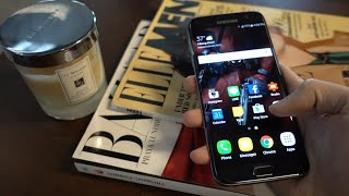 รีวิว Samsung Galaxy S7 Edge ( review )