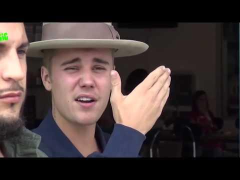 Justin Bieber THUG Moments
