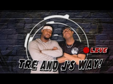 """Tre and j's Way - """"Finish Your grind, Hard work will never hurt but, failure will!"""