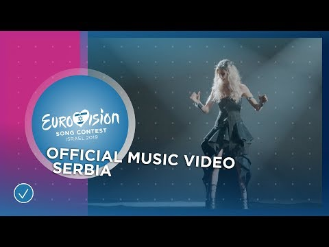 VIDEO Letra/Lyrics - Kruna - Nevena Božović - Serbia 🇷🇸 - Official Music Video - Eurovision 2019