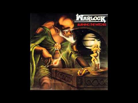 Warlock - Burning The Witches [1984] (full album vinyl rip)