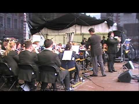 Blackley Band - La Belle Americaine - Chemnitz 10-05-13