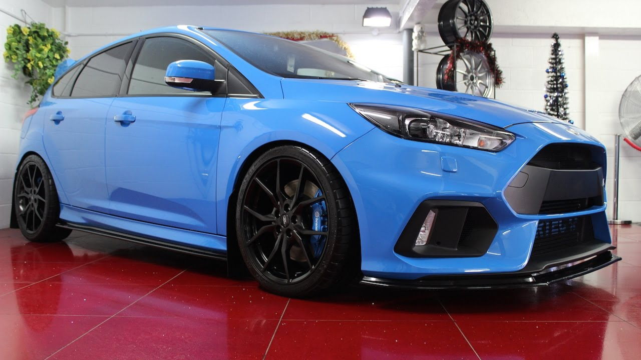 ford focus 2 3 rs mk3 ecoboost revo stage 1 offered for. Black Bedroom Furniture Sets. Home Design Ideas