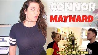 Camila Cabello - Havana (SING OFF vs. My Little Sister) REACTION Conor Maynard