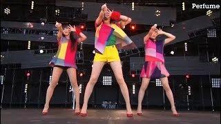 Perfume レーザービームはコレ!!