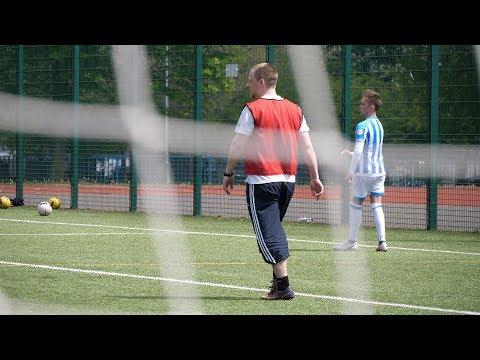 💙 MENTAL HEALTH FOOTBALL | Huddersfield Town Foundation